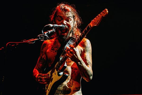 Biffy Clyro Cafe Campus Montreal 2017