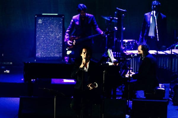Nick Cave Bad Seeds Montreal 2017