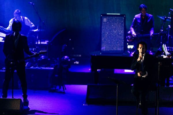 Nick Cave Bad Seeds Montreal