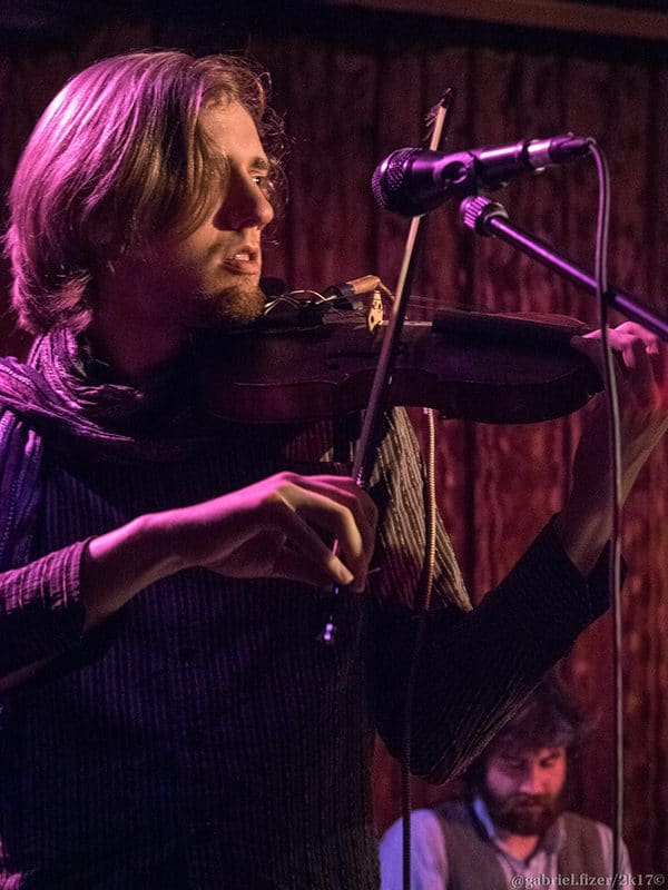 History Of Gunpowder violin