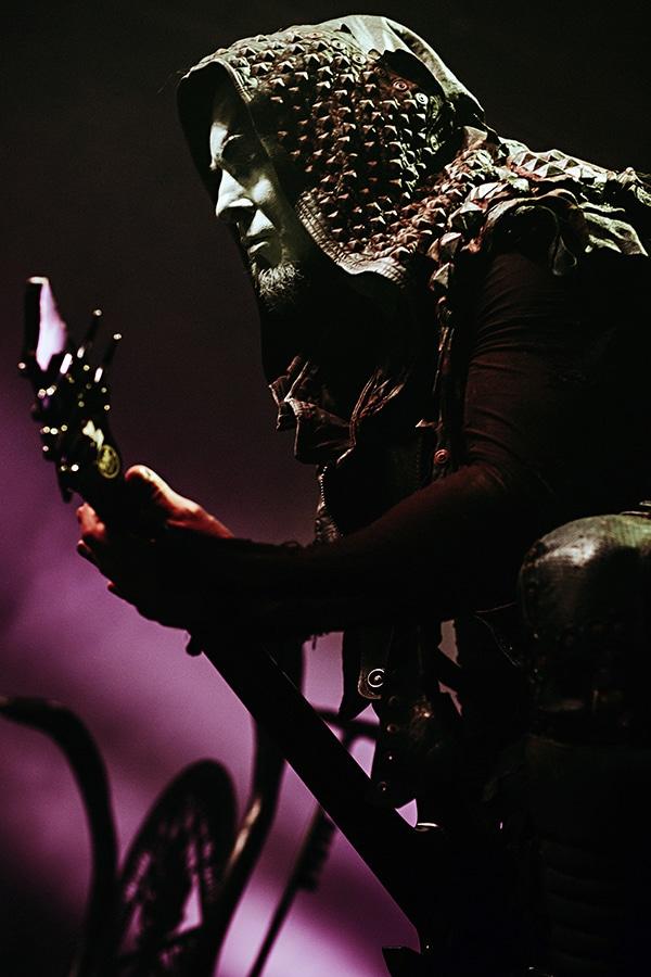 Behemoth Montreal guitarist