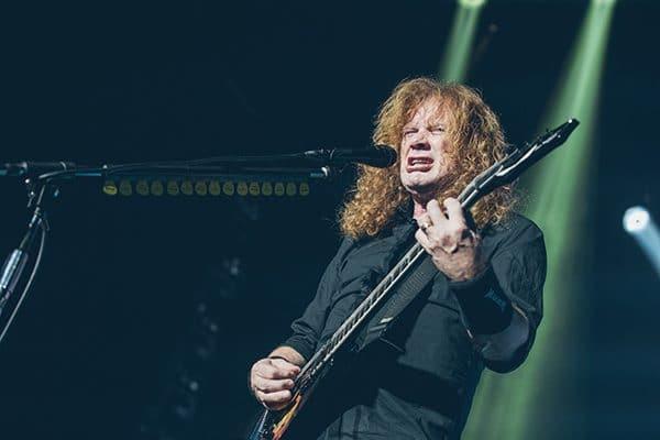 Megadeth montreal