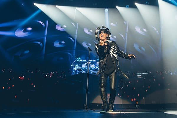 Scorpions place bell montreal