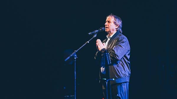 Chris de Burgh photos Place des Arts
