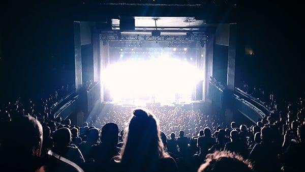 Pixies MTelus Montreal crowd