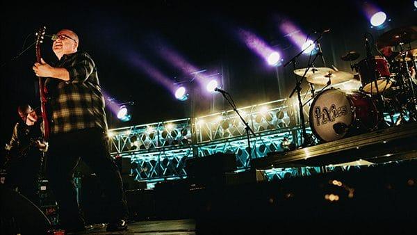 Pixies montreal metropolis