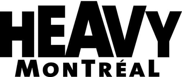 Heavy Montreal logo