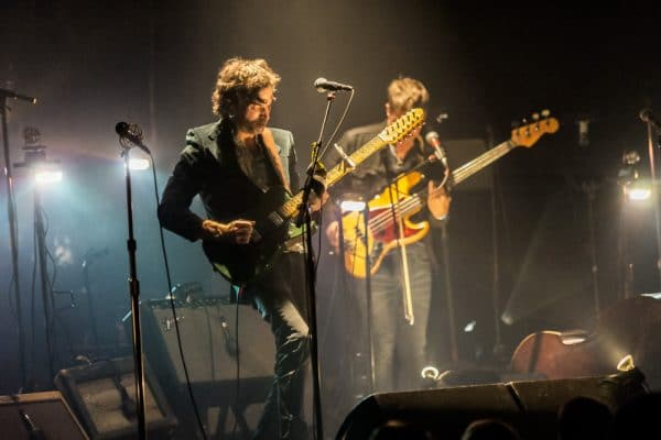 The Barr Brothers play M Telus in Montreal