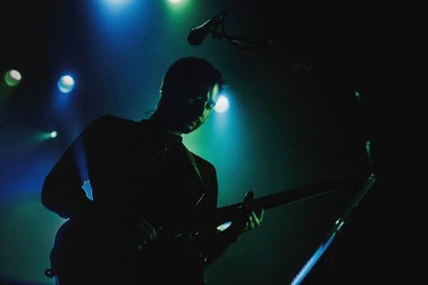 Thrice Mtelus Montreal bassist