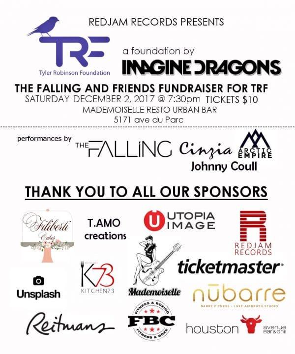 The Falling | Tyler Robinson Foundation
