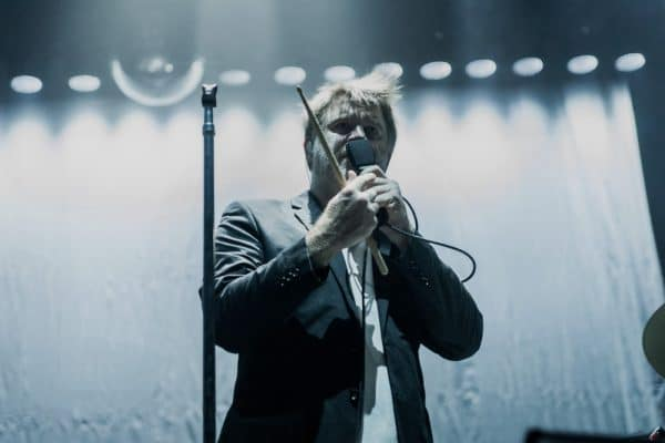LCD Soundsystem play Laval's Place Bell arena on December 2nd, 2017
