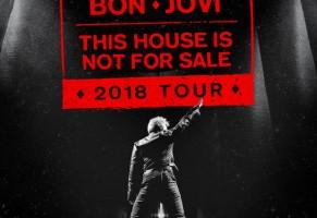 Bon Jovi Bell Centre 2018