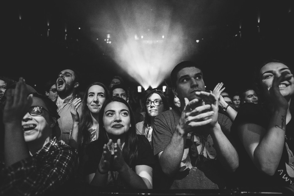 First Aid Kit Montreal crowd