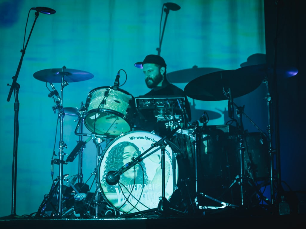 Portugal. The Man drummer