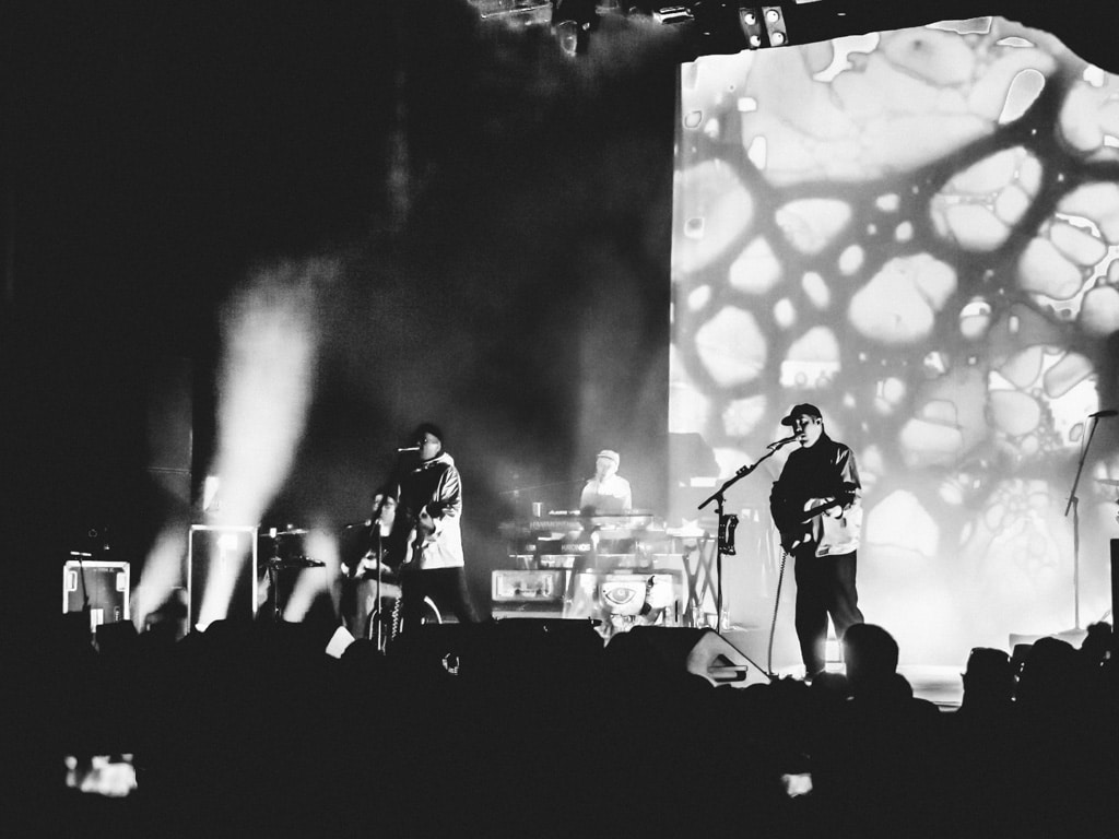 Portugal. The Man live Montreal