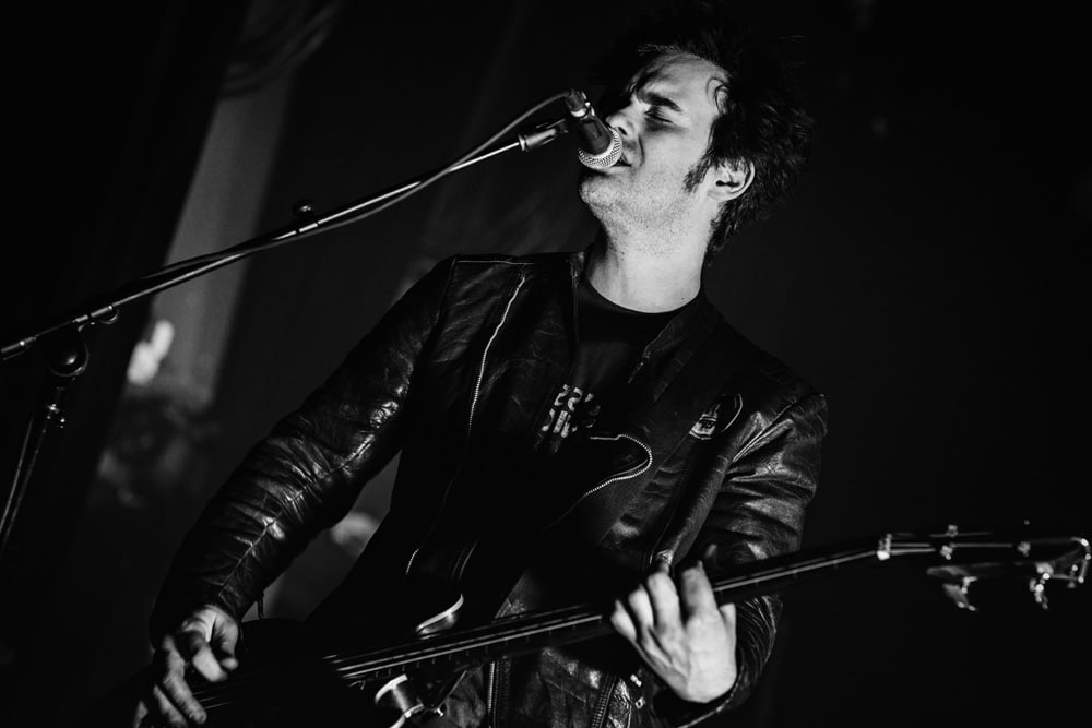 Black Rebel Motorcycle Club Montreal review