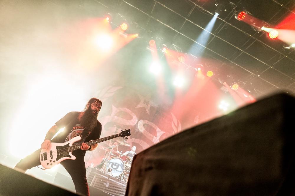 Stone Sour guitarist