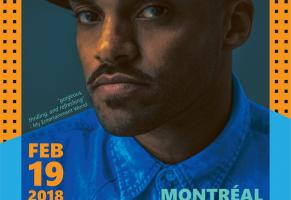 Khari Wendell McLelland Freedom Singer Montreal