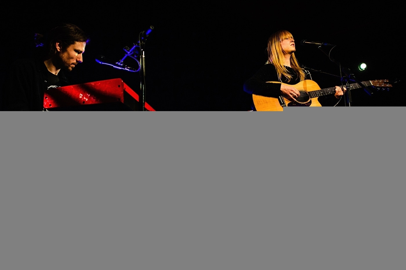 Lucy Rose live photos