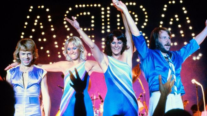 ABBA new music