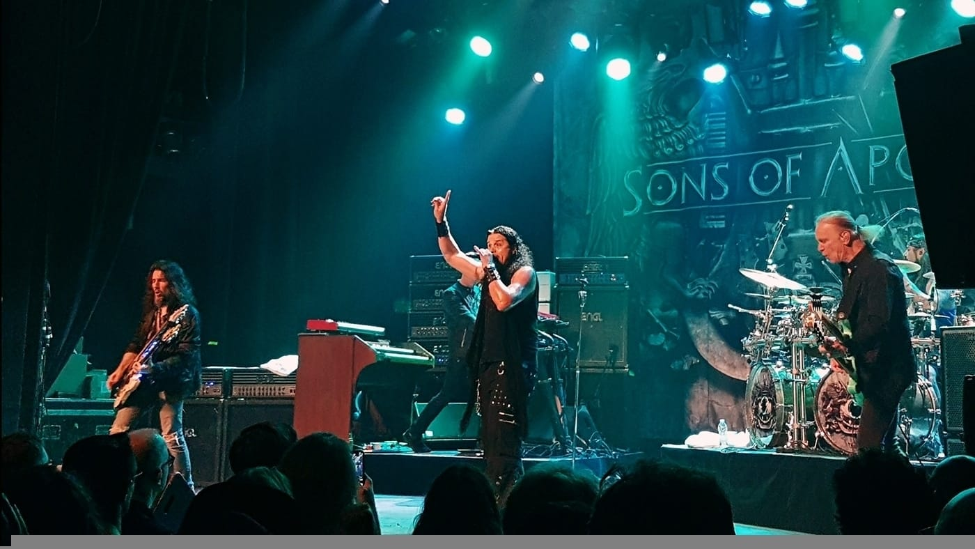 sons of apollo montreal