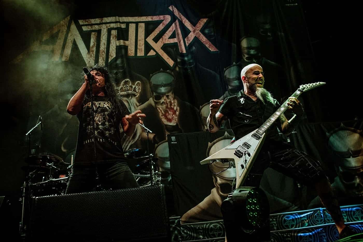 Anthrax Montreal