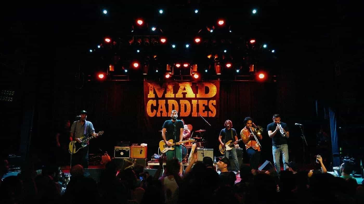 Mad Caddies Montreal