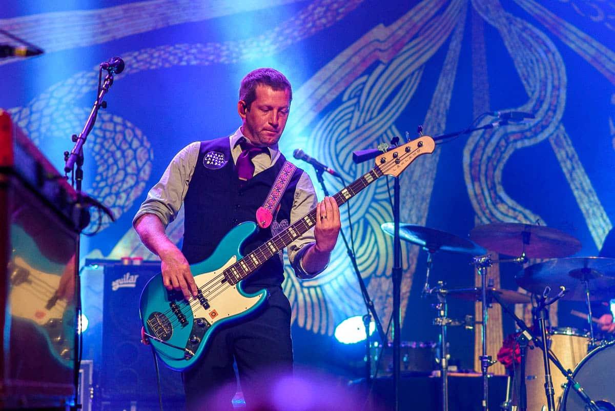 Decemberists bassist