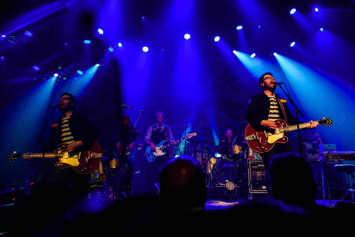 Decemberists live in Montreal