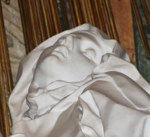 Bernini Ecstasy of Saint Teresa