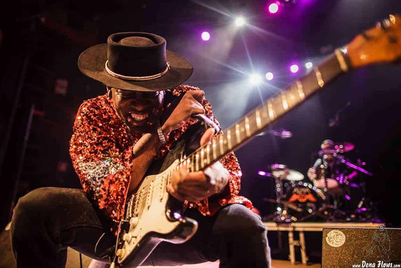 Carvin Jones Montreal