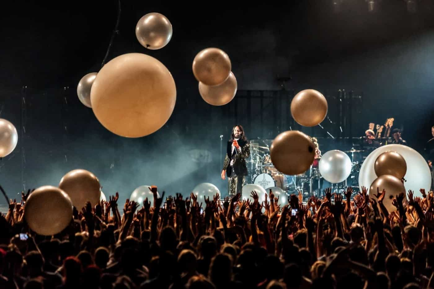 Thirty Seconds to Mars Montreal