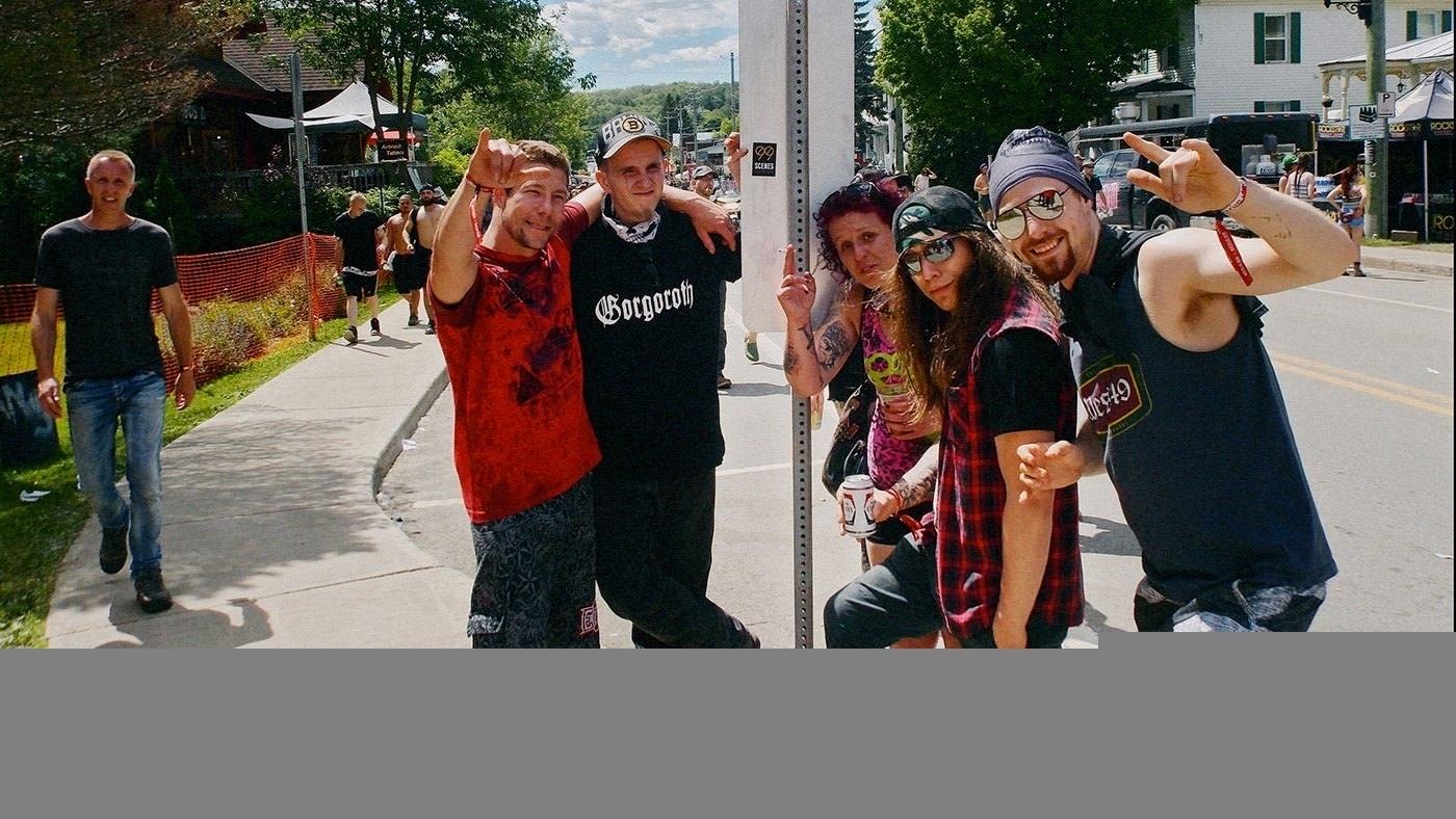 Montebello Rockfest 2018