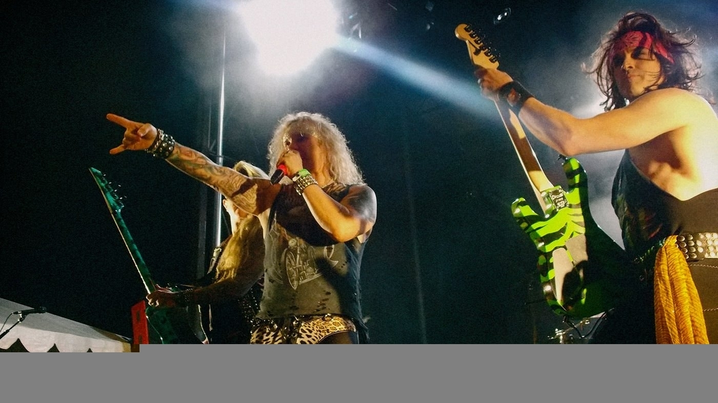 Steel Panther Rockfest 2018