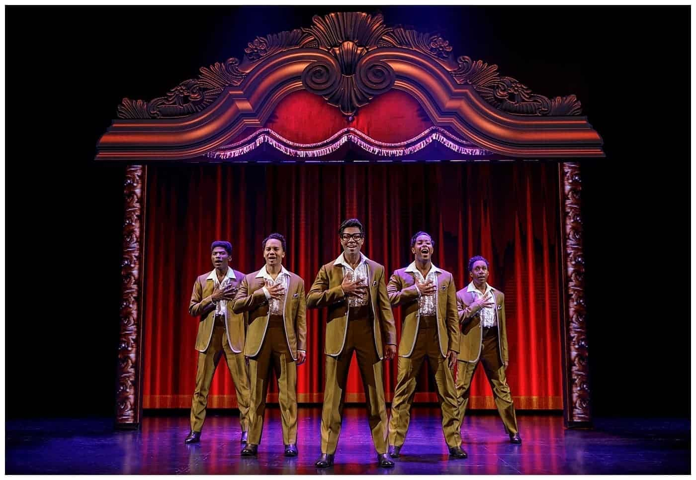 Motown the Musical Montreal