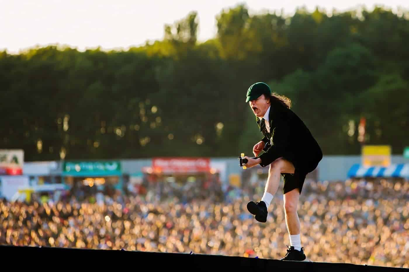 AC/DC Download Festival