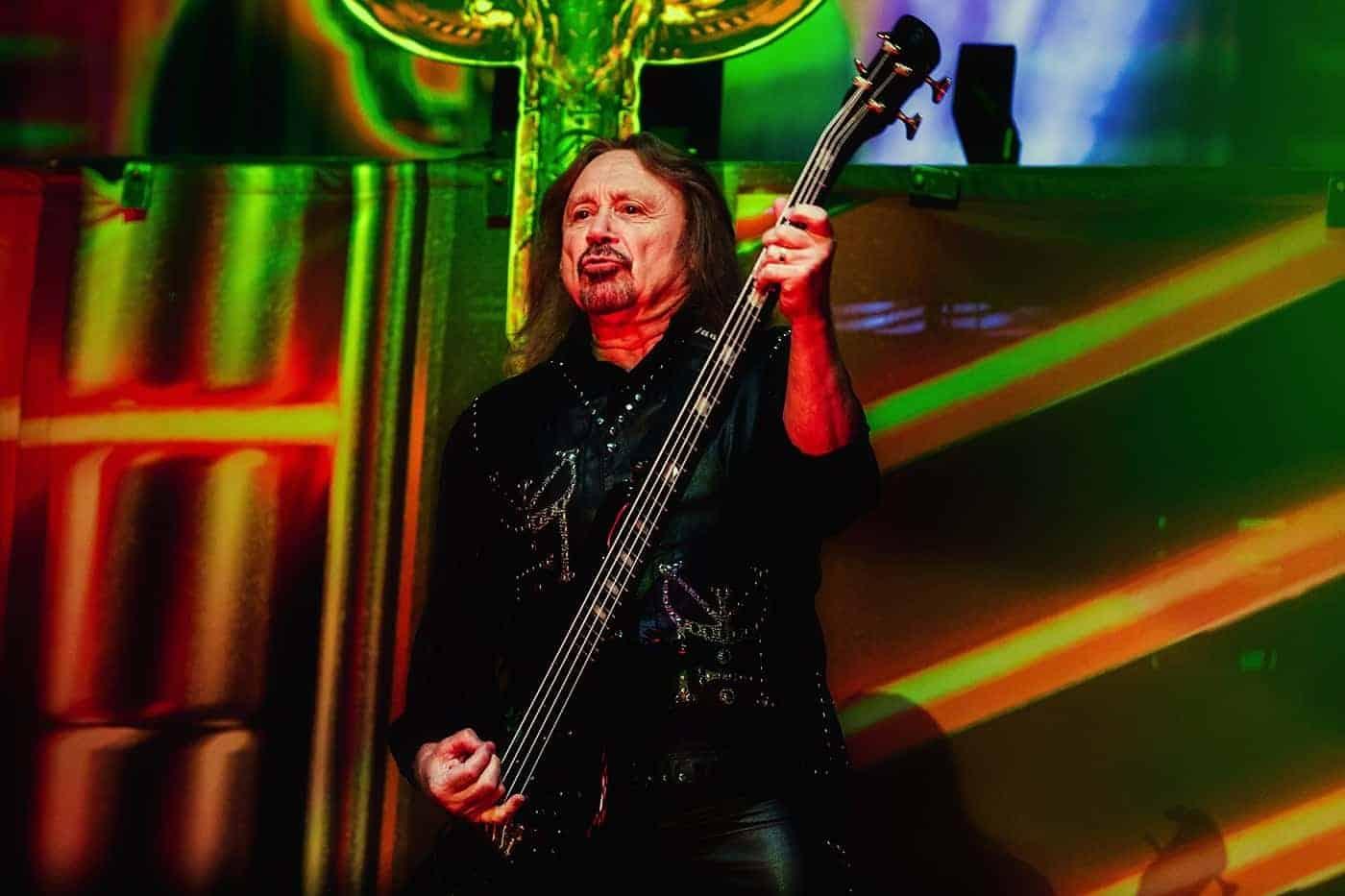 Judas priest bassist Montreal