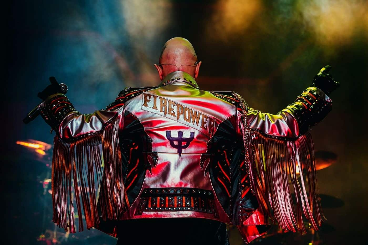 Judas Priest rob halford jacket
