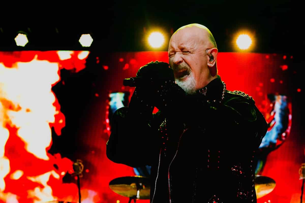 Judas priest rob halford 2018