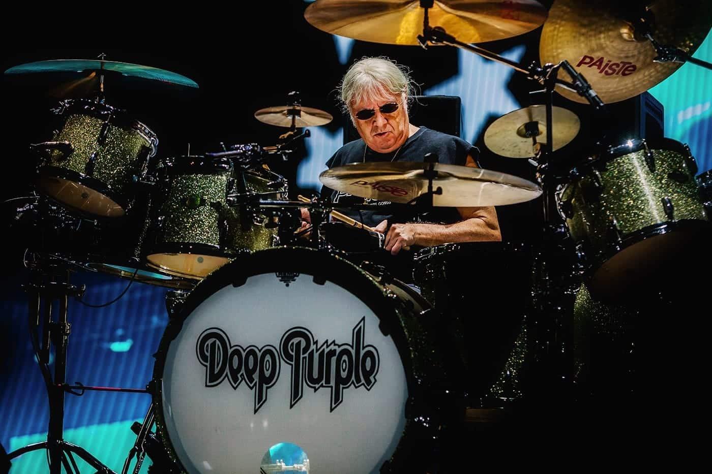 deep purple ian paice montreal