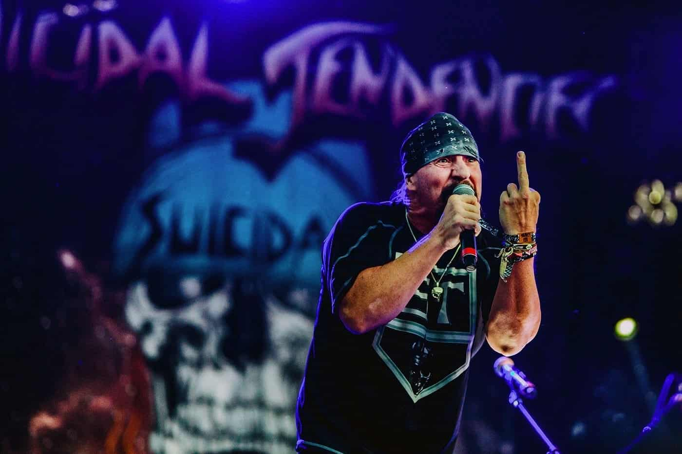 Suicidal Tendencies 77 montreal