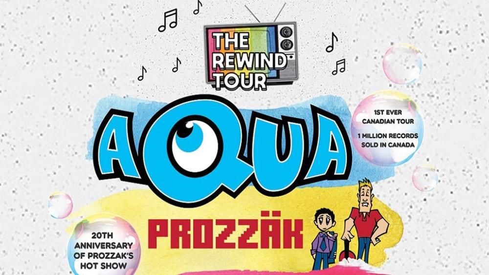 Aqua rewind montreal