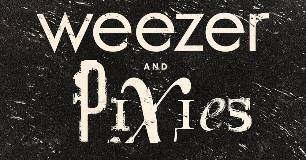 weezer pixies montreal