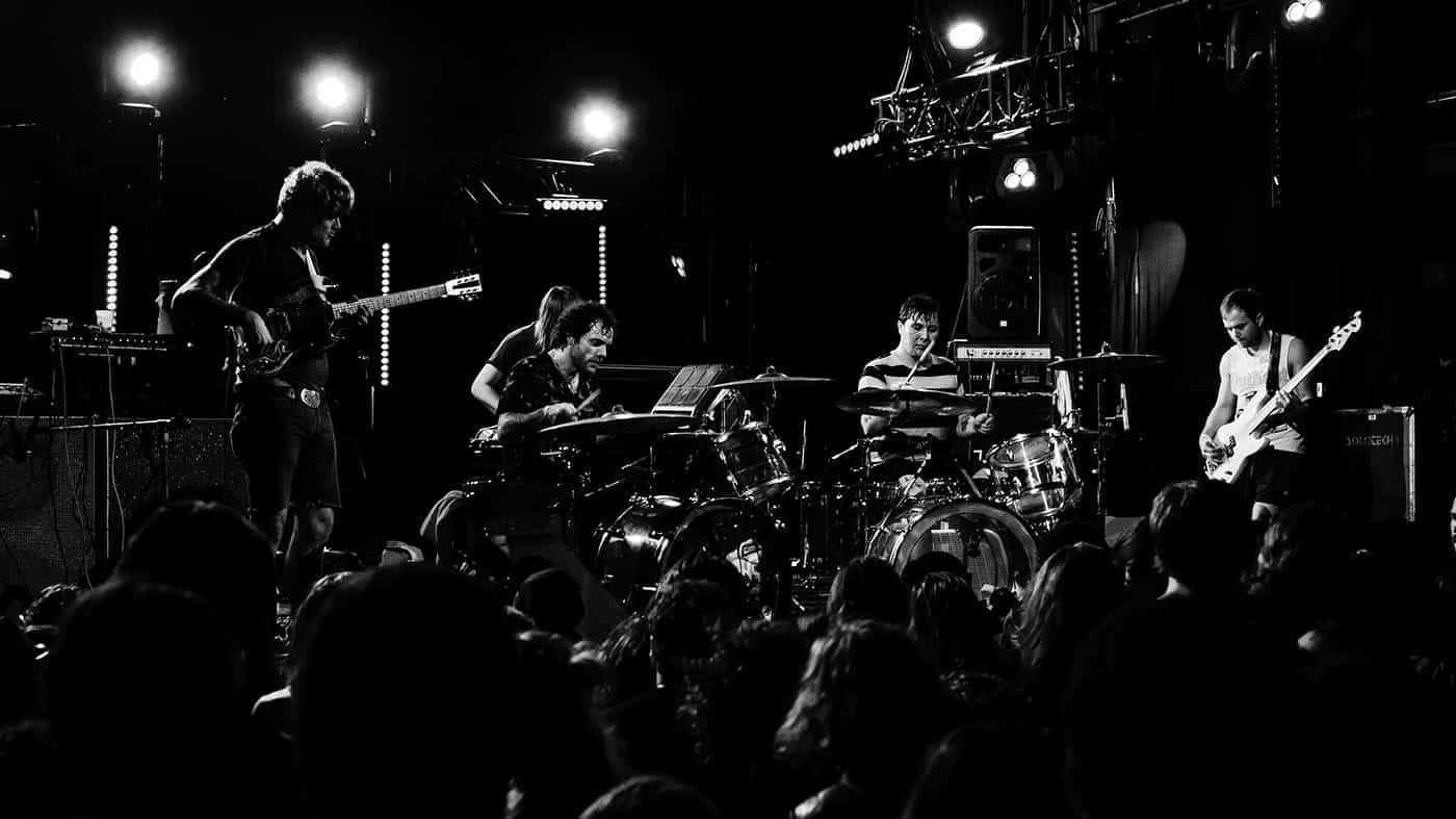thee oh sees montreal photos