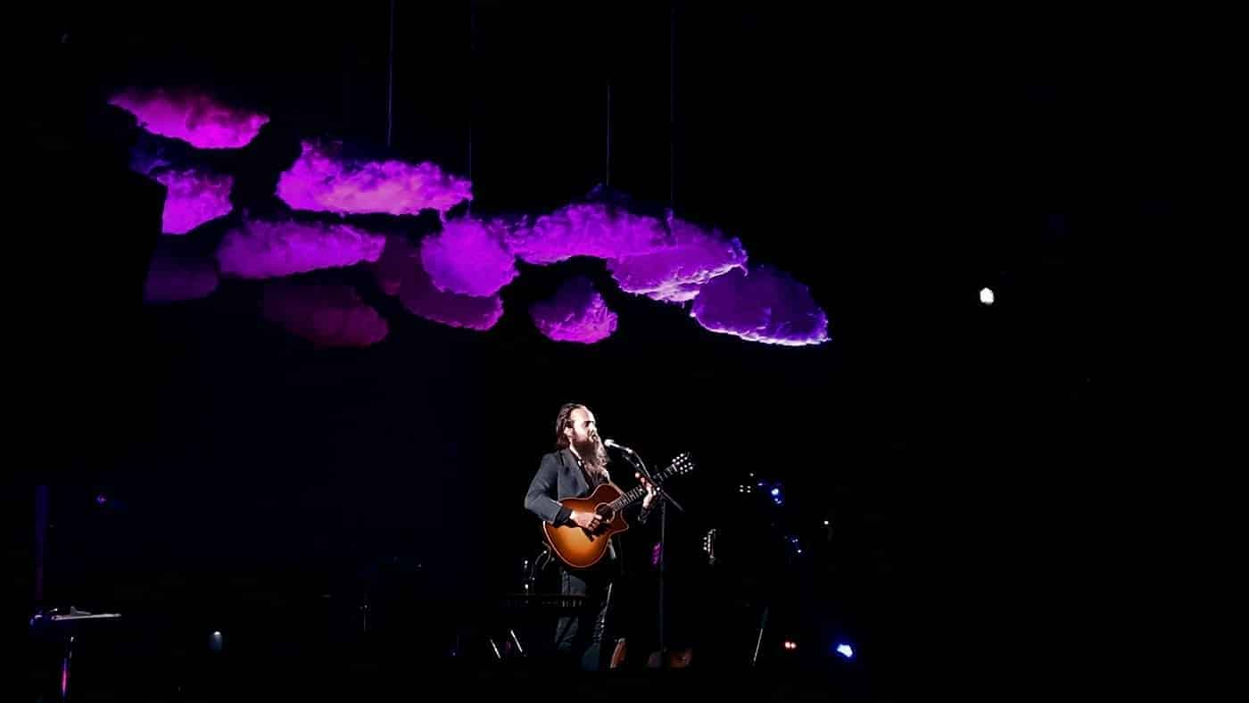 iron & wine montreal review