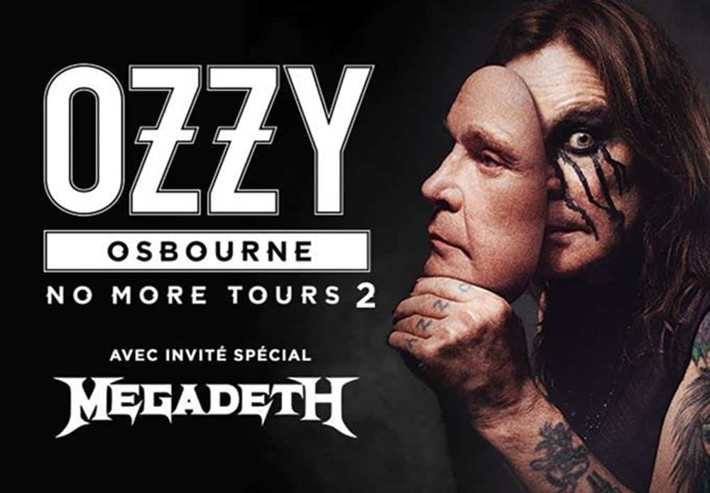 ozzy megadeth montreal