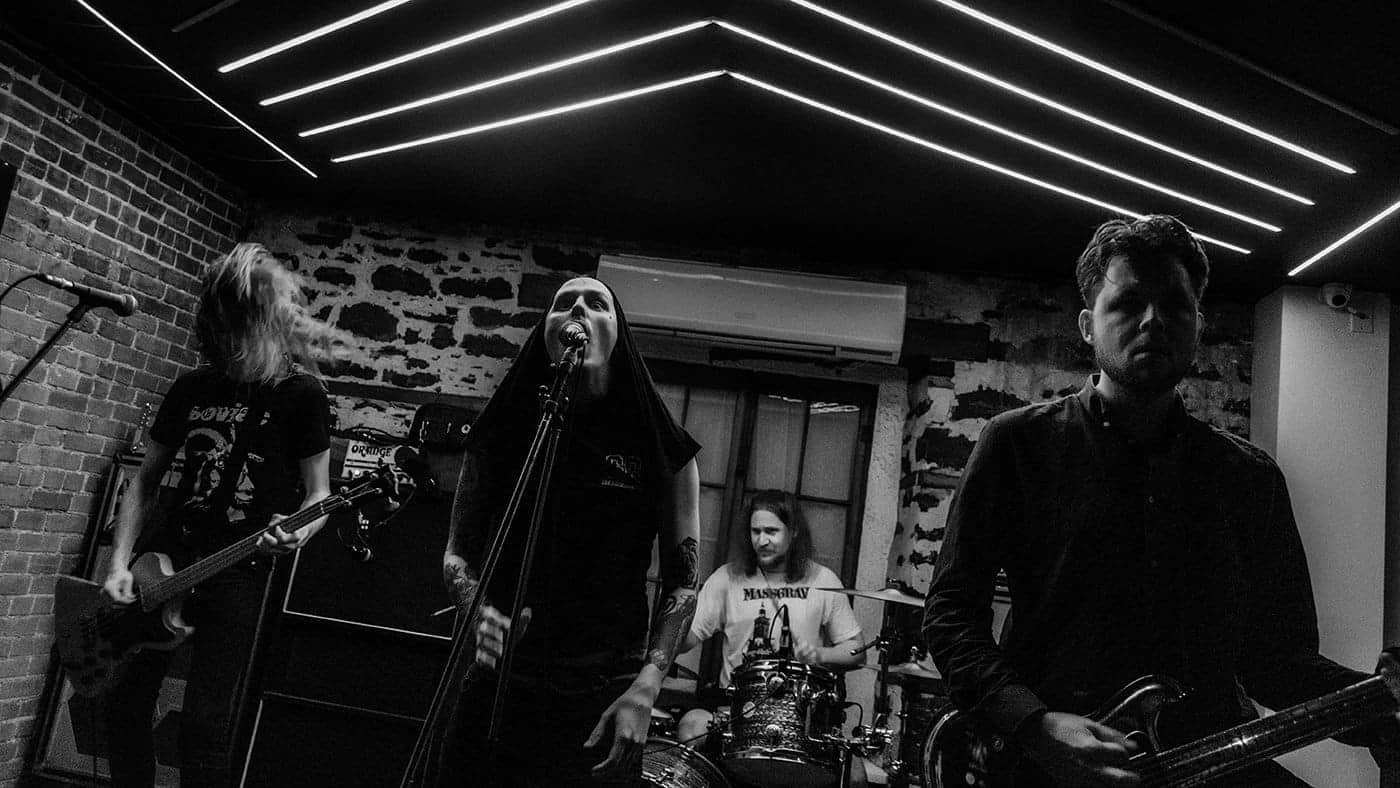God Mother band Montreal