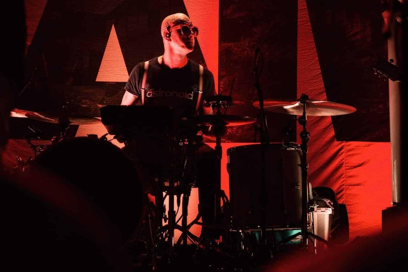 Stars Montreal drummer