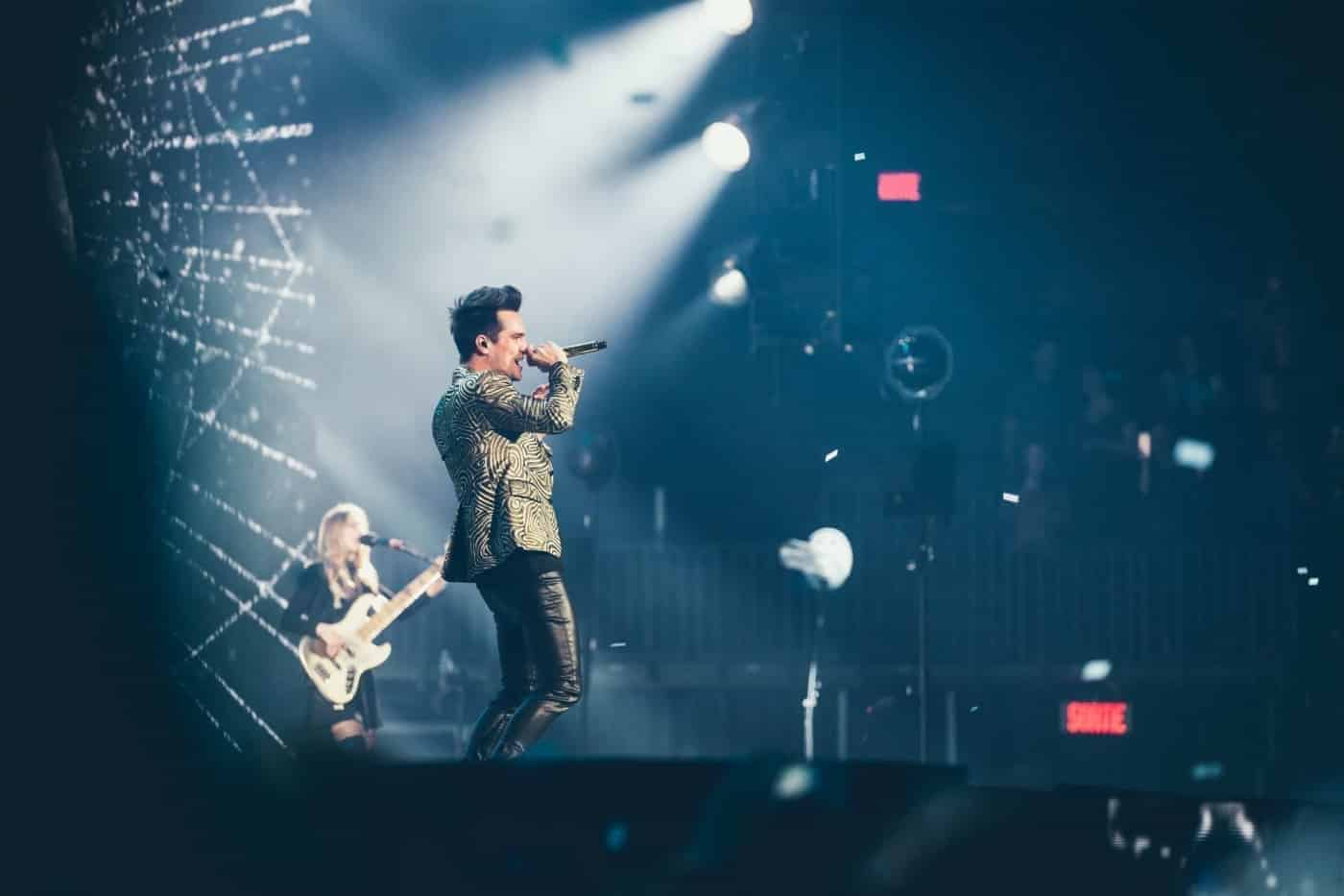 panic at the disco live review