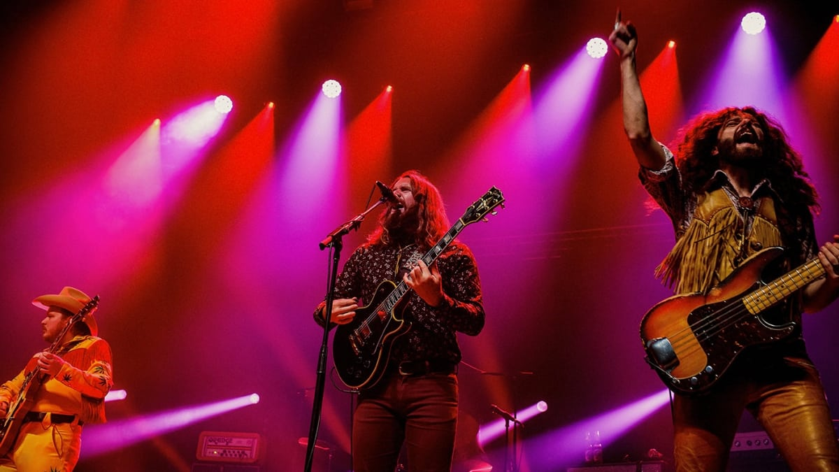 The Sheepdogs live in Montreal
